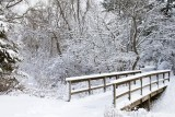 2.  February snow at Medford Leas.