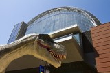 18.  The dinosour that ate the Kimmel Center.