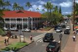 11.  In Lahaina on Maui's western coast.