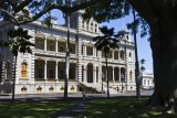 32.  The Iolani Palace, the last seat of Hawaii's monarchy.