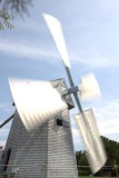 2.  The grist mill.