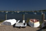 5.  Stage Harbor from by the Stage Harbor Yacht Club.