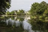 SCENES AT THE WILLIAMS' HOME AT FRANKE, MT. PLEASANT, SC