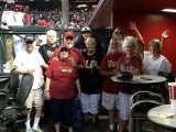 Judy's Birthday Night Out: Baseball, Fireworks and More