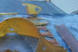 911 RSR Small Fan Engine Fiberglass OEM Used - Photo 8