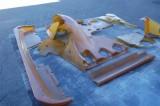 911 RSR Small Fan Engine Fiberglass OEM Used - Photo 11