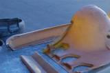 911 RSR Small Fan Engine Fiberglass OEM Used - Photo 17