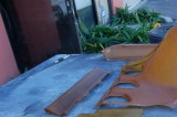 911 RSR Small Fan Engine Fiberglass OEM Used - Photo 22