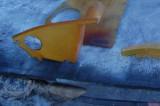 911 RSR Small Fan Engine Fiberglass OEM Used - Photo 24