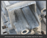 1974 Porsche 911 RS RSR IROC Alloy 3.0 Liter Crankcase OEM - Photo 4