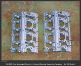 1974 Porsche 911 RS RSR IROC Factory 4-Bearing Support 47mm Small Diameter Cam Journals, Restored - Photo 1