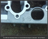 1974 Porsche 911 RS RSR IROC Factory 4-Bearing Support 47mm Small Diameter Cam Journals, Restored - Photo 7