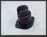 1974 Porsche 911 RS RSR IROC Crankcase Thermostat Oil By-pass Diverter, NOT OEM - Photo 2