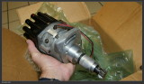 1973 / 74 Porsche 911 RS RSR IROC Marelli Twin-Plug Distributor Late 30mm Neck, OEM - Photo 3