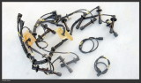 1973 / 74 Porsche 911 RS RSR IROC Twin Plug Ignition Wires A and B Circuits OEM NOS - Photo 2