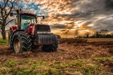 Evening Ploughing