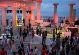 Odessa: Itaka, open-air night club on Arcadia beach