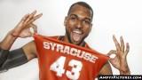 Syracuse Orange forward James Southerland