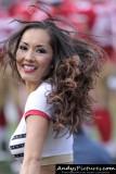 San Francisco 49ers cheerleaders