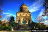 20th US President: James Garfield - Lakeview Cemetery; Cleveland, OH