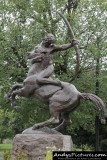 The Centaur - by Charles Cary Rumsey