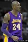 Los Angeles Lakers shooting guard Kobe Bryant