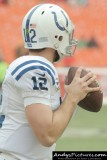 Indianapolis Colts QB Andrew Luck