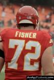Kansas City Chiefs OT Eric Fisher