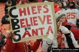 CBS - Chiefs Believe in Santa