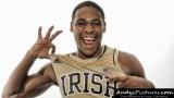 Notre Dame Fighting Irish guard Demetrius Jackson