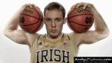 Notre Dame Fighting Irish guard/forward Pat Connaughton
