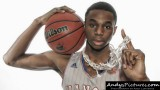 Kansas Jayhawks guard Andrew Wiggins