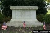 13th US President: James Buchanan - Woodward Hill Cemetery; Lancaster, PA