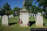 24th US President - Grover Cleveland - Princeton Cemetery; Princeton, NJ