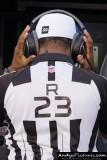 NFL referee Jerome Boger
