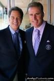 CBS Sports announcers Kevin Harlan & Rich Gannon