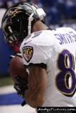 Baltimore Ravens WR Steve Smith