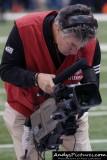 CBS Sports cameraman Paul Connolly