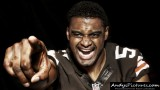 Cleveland Browns LB Karlos Dansby