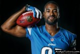 Detroit Lions WR Calvin Johnson