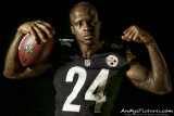 Pittsburgh Steelers CB Ike Taylor