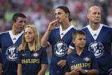 Roy Makaay, Zlatan Ibrahimović and Jaap Stam