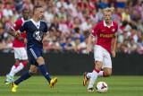 Franck Ribéry and Oscar Hiljemark