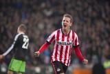 Luuk de Jong scores the 3-2