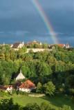 Rothenburg Rainbow,  Rothenburg, Germany