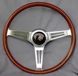 Miura Wood Rim Steering wheel