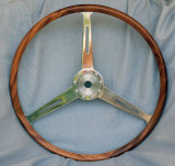 Morgan Plus 4 Bluemel's TOK 258 Steering Wheel