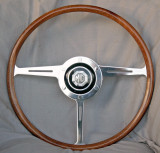 Original  Segmented Rim with Mahogany