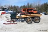 Model TT Snowmobile