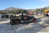 1929 Model A Truck Snowmobile